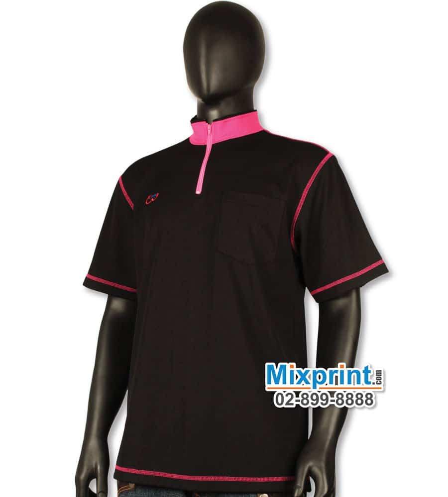 เสื้อโปโลสั่งตัด M-011