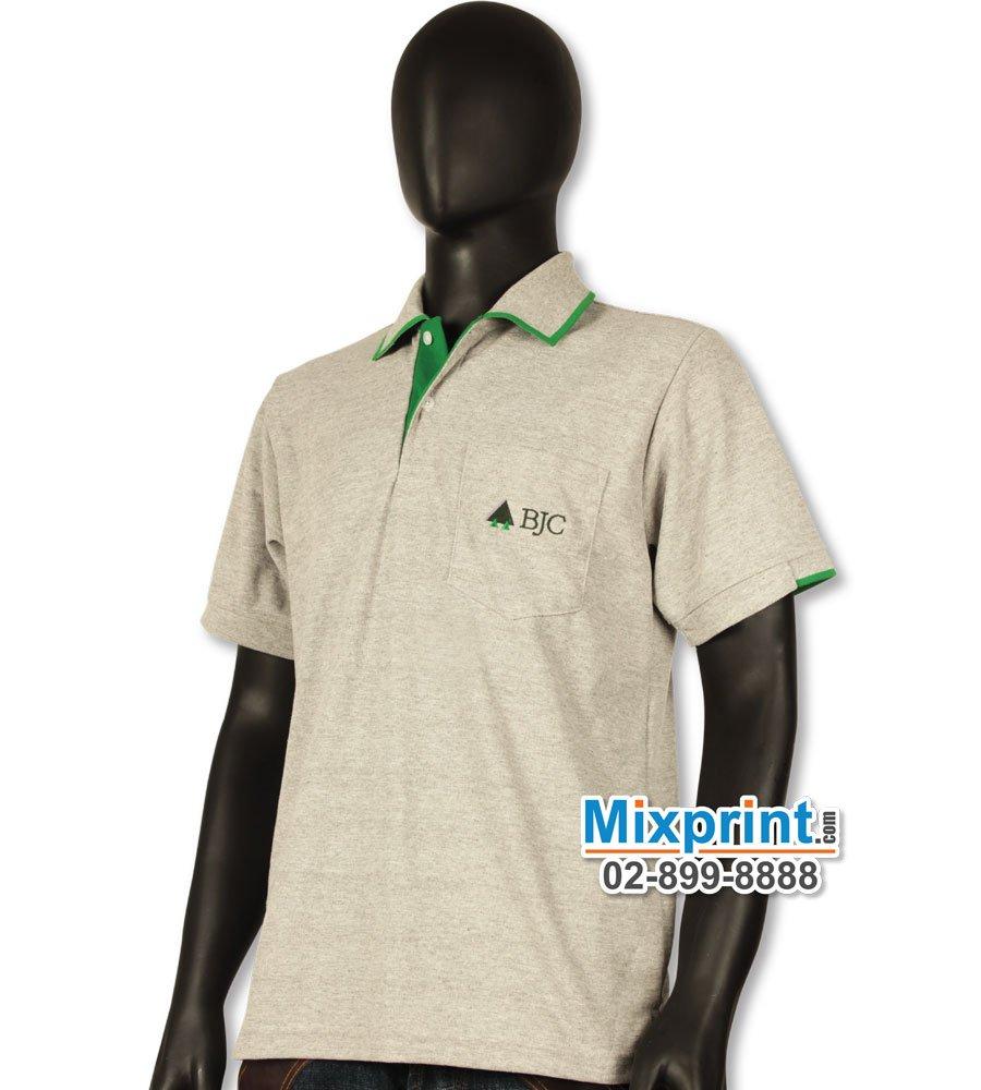เสื้อโปโลสั่งตัด M-016
