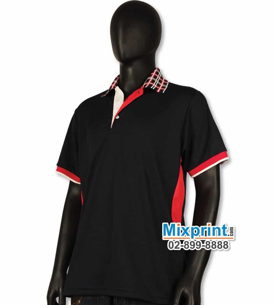 เสื้อโปโลสั่งตัด M-024