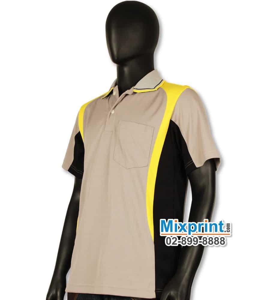 เสื้อโปโลสั่งตัด M-029