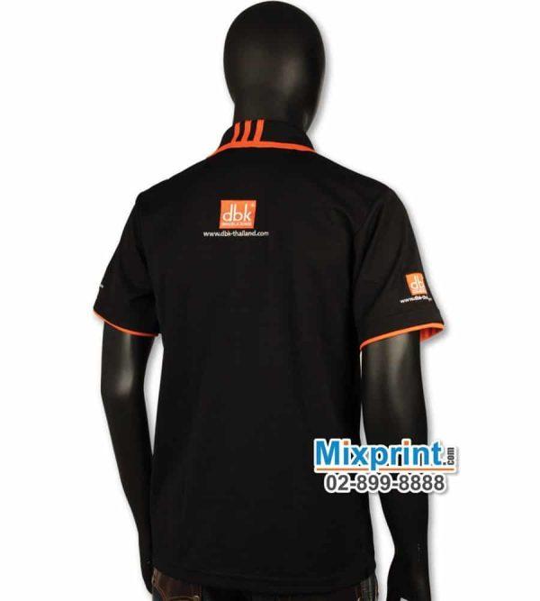เสื้อโปโลสั่งตัด M-03
