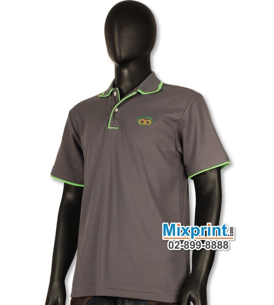 เสื้อโปโลสั่งตัด M-032