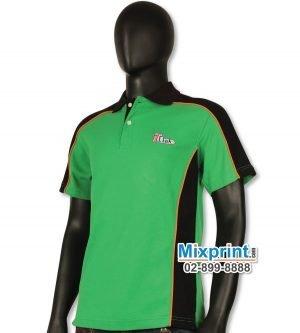 เสื้อโปโลสั่งตัด M-037