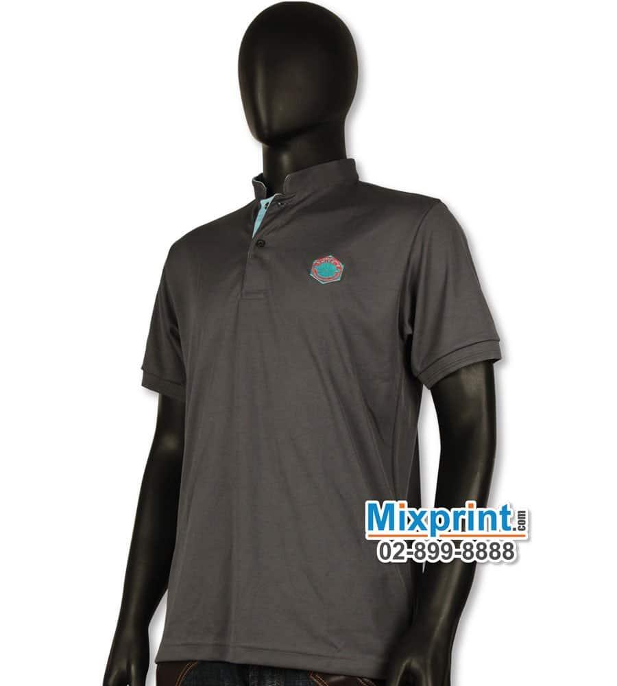 เสื้อโปโลสั่งตัด M-038