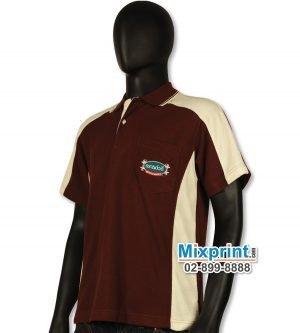 เสื้อโปโลสั่งตัด M-039