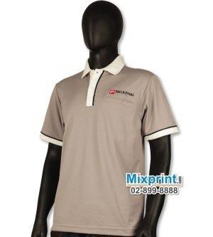 เสื้อโปโลสั่งตัด M-04