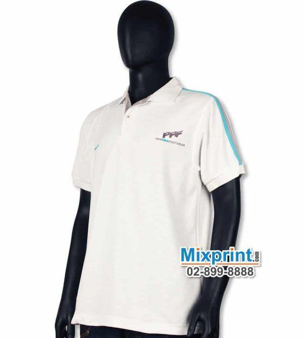 เสื้อโปโลสั่งตัด M-041