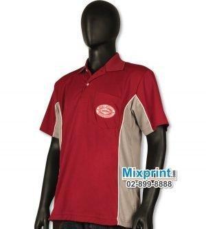 เสื้อโปโลสั่งตัด M-044