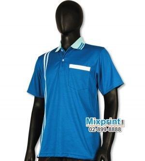 เสื้อโปโลสั่งตัด M-046