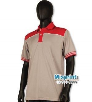 เสื้อโปโลสั่งตัด M-047
