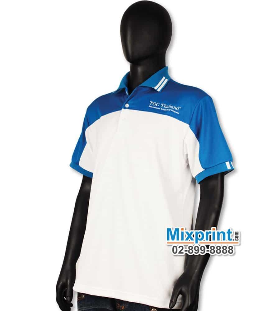 เสื้อโปโลสั่งตัด M-049