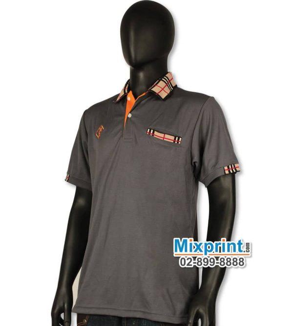 เสื้อโปโลสั่งตัด M-050