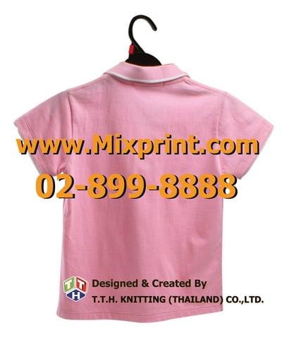 โรงงานผลิตเสื้อโปโล ยูนิฟอร์ม
